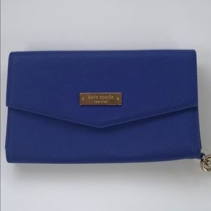 ▶️Kate Spade◀️  Phone wristlet. ( Holds IPhone XR)